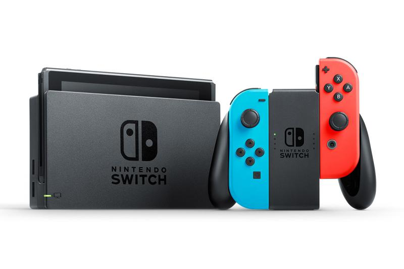 NINTENDO SWITCH HW GRAY
