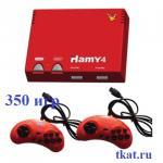 """Игровая приставка Sega - Dendy """"Hamy 4"""" (350 игр) + музыка+ просмотр фото"""